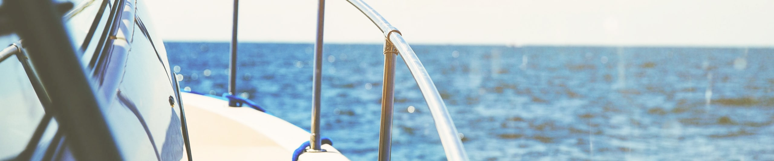 Seguro de embarcações: uma solução à medida de quem gosta de se fazer à água