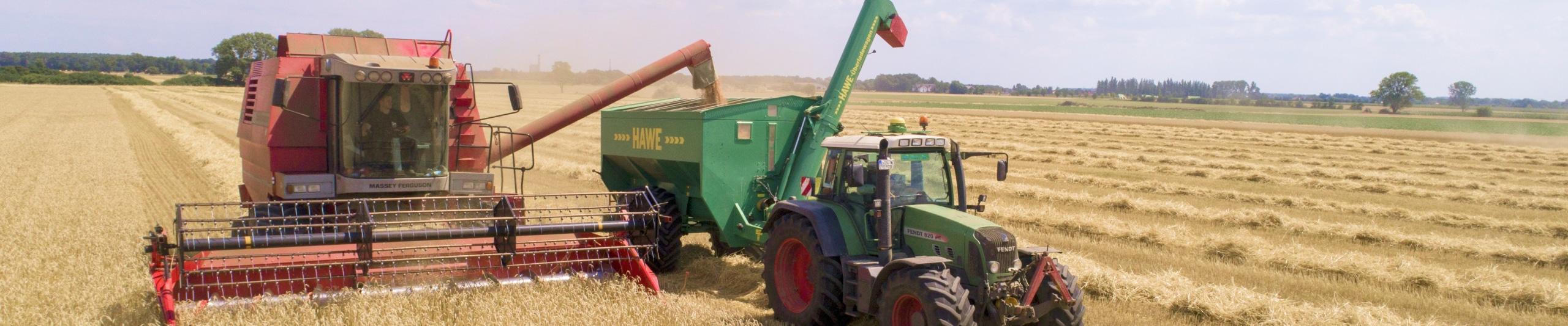 Seguro Frota Agrícola: proteção à medida das empresas que trabalham a terra